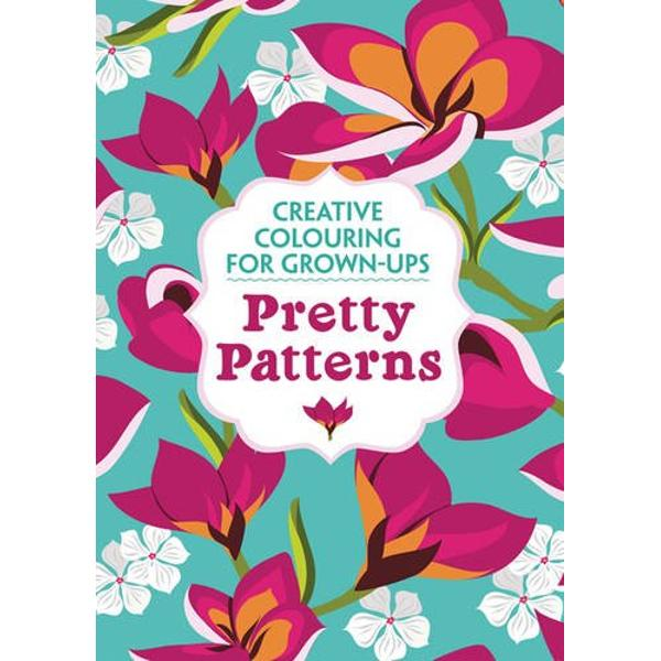 The Pretty Patterns Colouring Book for Grown-ups gives all creative types the opportunity to personalize over one hundred pages of the most beautiful illustrations imaginable With a hugely diverse range of styles and scenes there is something here for all tastes Providing hours of fun and relaxation the book also gives you the chance to create something you can be truly proud of The ideal way to enhance your artistic skills or the perfect present for the gifted individual in your