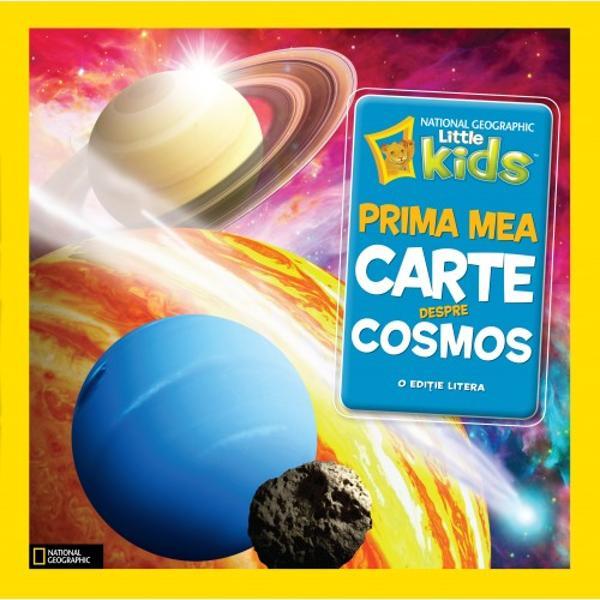 P&259;trunde în minunata lume a cosmosului cu acest ghid frumos ilustrat care te c&259;l&259;uze&537;te prin sistemul nostru solar &537;i dincolo de el Exploreaz&259; cele 13 planete mari &537;i pitice Soarele &537;i sateli&539;ii naturali ai planetelor galaxii îndep&259;rtate comete asteroizi meteori &537;i multe alteleÎn interior vei g&259;si- Peste 100 de ilustra&539;ii &537;i fotografii incredibile;- Cele