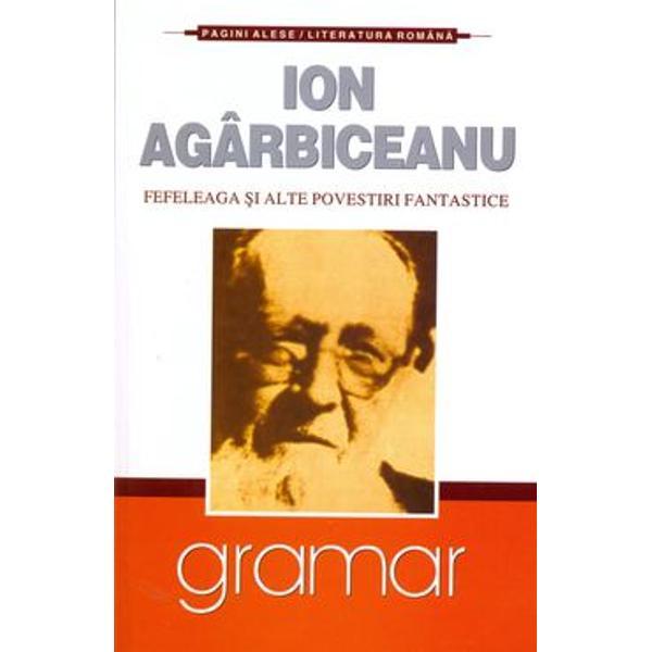 Povestirea &351;i nuvela lui Agârbiceanu includ paginile de cea mai dens&259; proz&259; din întreaga sa oper&259; Preocupat a da aici contur epic universului spiritual al satului ardelenesc de dinainte &351;i de dup&259; primul r&259;zboi mondial scriitorul se fixeaz&259; în devenirea prozei române&351;ti ca unul dintre cei mai interesan&355;i deschiz&259;tori de drum
