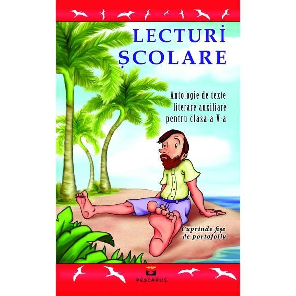 Cartea cuprinde opere reprezentative ale marilor scriitori recomandate pentru lectura elevilor din clasele primare si gimnaziale conform programei scolare Ea mai cuprinde si fise de portofoliudiv