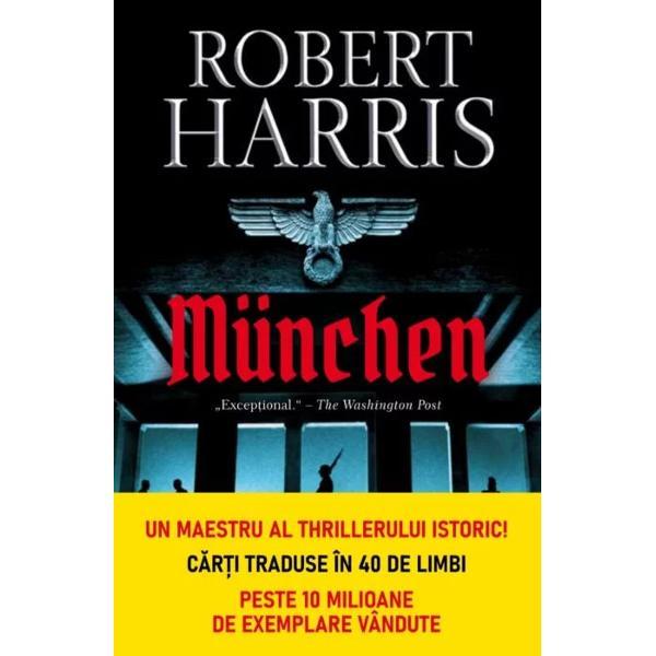 Septembrie 1938 Adolf Hitler este hot&259;rât s&259; invadeze Cehoslovacia Prim-ministrul britanic Neville Chamberlain caut&259; cu disperare s&259; evite r&259;zboiul care ar urma unui asemenea gest Münchenul va fi gazda unei întâlniri la nivel înalt un efort de ceasul al doisprezecelea pentru a men&539;ine o pace precar&259;În avionul care-l transport&259; pe Chamberlain în ora&537;ul bavarez este &537;i Hugh Legat o stea