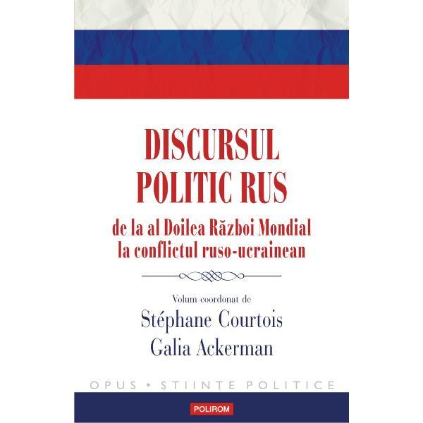 """Propaganda oficial&259; rus&259; prezint&259; victoria sovietic&259; în al Doilea R&259;zboi Mondial ca fiind elementul fondator al identit&259;&355;ii ruse actuale Aceast&259; victorie vie în memoria popular&259; este folosit&259; de regimul lui Vladimir Putin pentru a-&351;i justifica ac&355;iunile agresive Astfel mitul """"Marelui R&259;zboi pentru Ap&259;rarea Patriei"""" creat pentru a uni toate"""