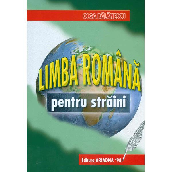 Limba romana pentru straini