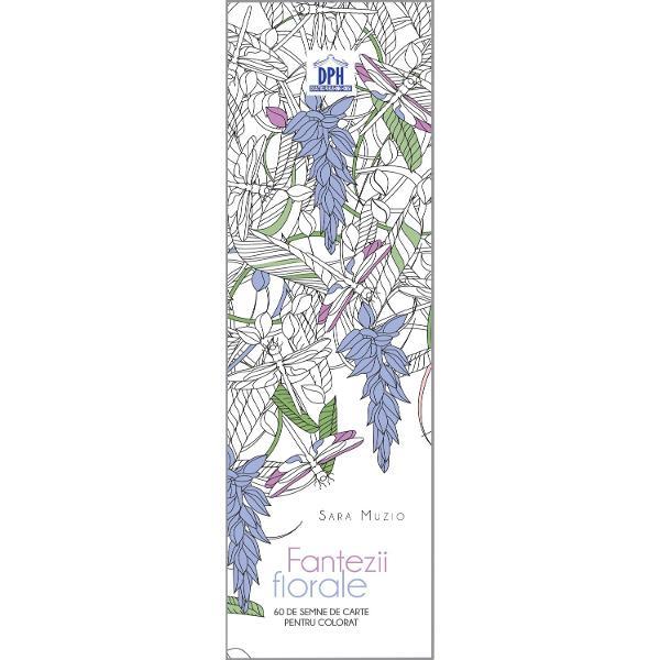Semne de carte de colorat pentru a te destinde a evada din rutina zilnic&259; &537;i a le oferi celor dragi