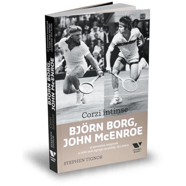 Epoca de aur a tenisului s-a încheiat subit la US Openul din 1981 când stoicul suedez Björn Borg a pierdut în fa&539;a rivalului s&259;u tân&259;rul &537;i îndr&259;zne&539;ul John McEnroe în finala jucat&259; pe Flushing MeadowsDin perspectiva ultimului turneu al acelei epoci &537;i a jocului celorlal&539;i semifinali&537;ti Jimmy Connors &537;i Vitas GerulaitisCorzi întinseface cronica