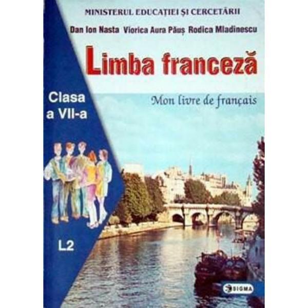 Limba franceza clasa a VII-a