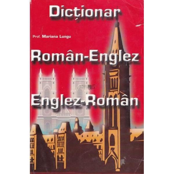 Dictionar dublu englez