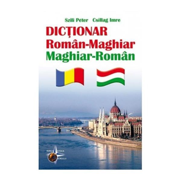 Acest dictionar a fost intocmit pentru a sprijini invatarea limbii maghiare In acest sens lucrarea pe care v-o recomandam are un caracter accesibil fara ca prin aceasta sa fie eliminate anumite aspecte fundamentale ale limbii maghiare