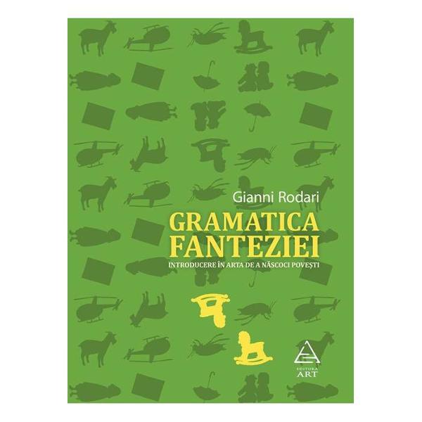 Gramatica fanteziei este o minunat&259; explorare a t&259;râmului imagina&539;iei &537;i creativit&259;&539;ii Gianni Rodari propune o serie de exerci&539;ii care de care mai interesante &537;i mai amuzante pentru stimularea fanteziei prin inventarea de cuvinte sau de pove&537;ti prin juxtapunerea unor situa&539;ii &537;i imagini f&259;r&259; leg&259;tur&259; prin crearea de benzi desenate etc este o carte care-i va ajuta pe copii s&259;-&537;i dezvolte