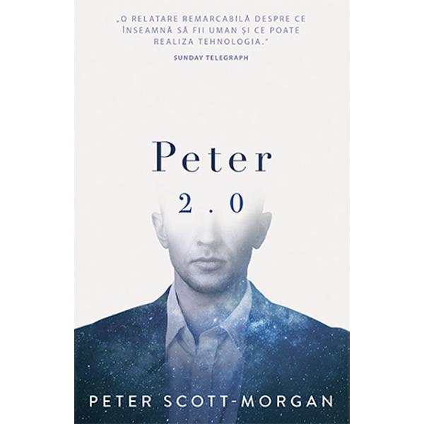 Aceasta este uimitoarea poveste adev&259;rat&259; a omului de &537;tiin&539;&259; Peter Scott-Morgan el a devenit prima persoan&259; din lume care îmbinând umanitatea cu robotica s-a transformat în cyborg uman Peter 20Peter str&259;lucit om de &537;tiin&539;&259; afl&259; c&259; va pierde tot ce iube&537;te So&539;ul Familia Prietenii Posibilitatea de a c&259;l&259;tori Toate vor disp&259;rea Îns&259; nu renun&539;&259;
