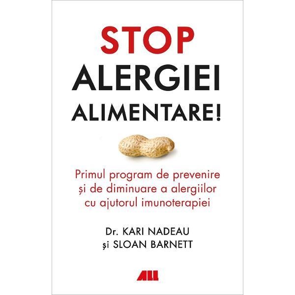 Ghidul p&259;rin&539;ilor &537;i al adul&539;ilor preocupa&539;i chinui&539;i de alergiiÎn acest volum revolu&539;ionar autoarele prezint&259; primul program de prevenire &537;i de diminuare a alergiilor cu ajutorul imunoterapieiDr Kari Nadeau este o renumit&259; expert&259; în alergii care &537;i-a orientat activitatea atât c&259;tre zona clinic&259; cât &537;i c&259;tre sfera