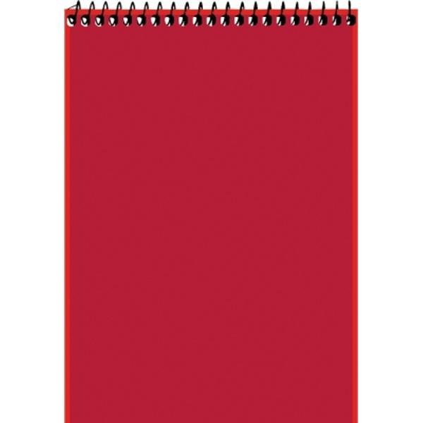 Bloc notes A4 Dictando cu spira 80 file ASD60057Diverse culori