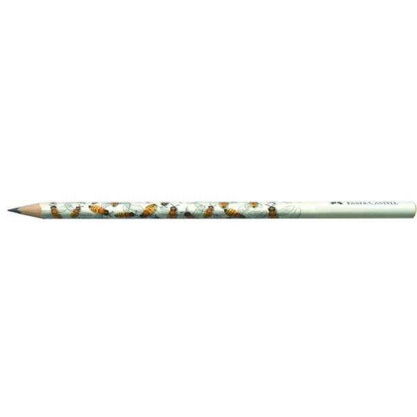 Creion grafit fara guma model albinuta  duritatea minei - B ofera un scris confortabil