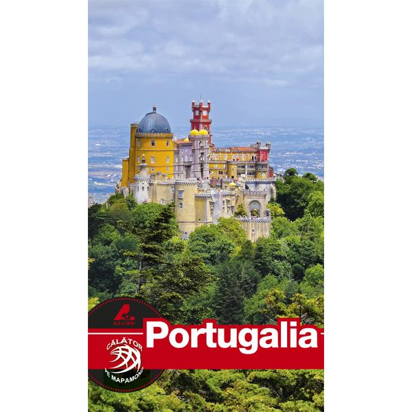 Seria de ghiduri turistice Calator pe mapamond este realizata in totalitate de echipa editurii Ad Libri Fotografi profesionisti si redactori cu experienta au gasit cea mai potrivita formula pentru un ghid turistic Portugalia complet