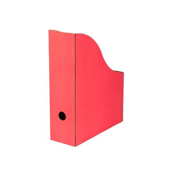 Suport reviste carton color rosu SK216388224185