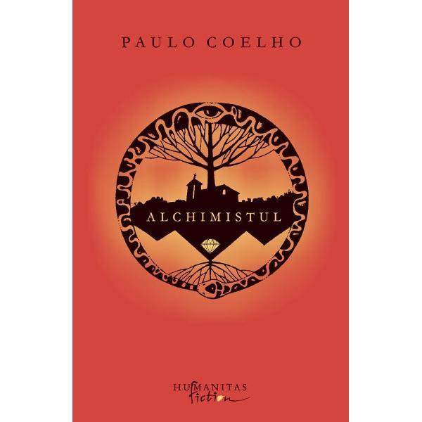 O data la cateva decenii apare o carte care schimba pentru totdeauna viata cititorilor sai Alchimistul lui Paulo Coelho este o astfel de carte Singura noastra obligatie este sa ne realizam destinul Extraordinarul roman al lui Paulo Coelho a inspirat milioane de cititori din intreaga lumeAceasta poveste uluitoare in simplitatea si intelepciunea ei este despre un pastor andaluz pe nume Santiago care isi
