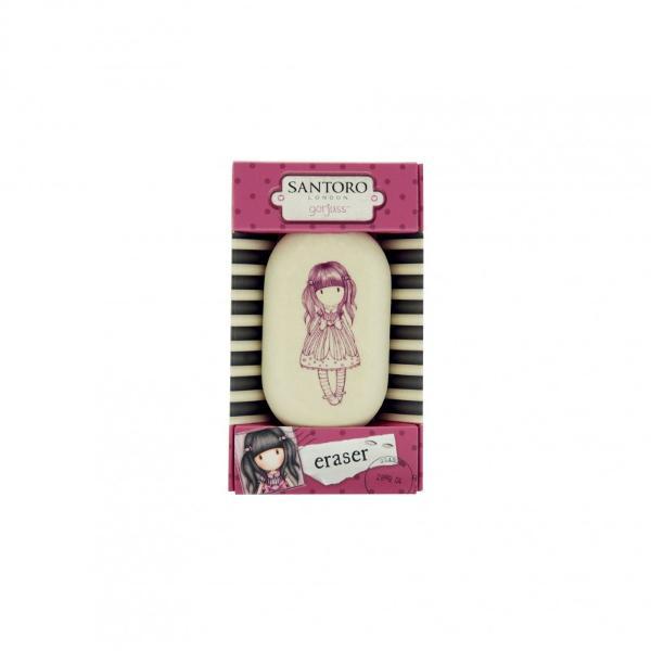 Radiera&160;Sugar and SpiceCorectarea greselilor nu a fost niciodata atat de distractiva Aceasta radiera plata Gorjuss este un accesoriu incantator pentru orice colectie personala de papetarieDimensiuni&160;97x57x18 cm