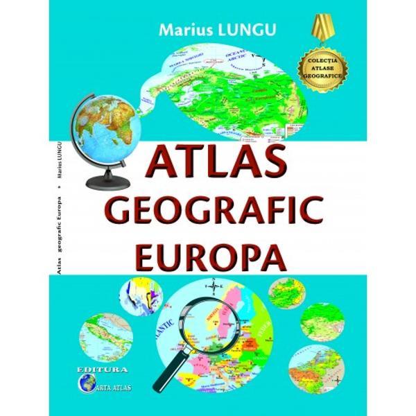 Editia a 2-aAtlasul Geografic al Europei se adreseaz&259; în egal&259; m&259;sur&259; profesorilor elevilor studen&355;ilor &351;i în general tuturor persoanelor interesate de problematicile geografice ale lumii contemporane Pentru profesori si elevi atlasul de fa&355;&259; are func&355;ia unui instrument curricular urmând fidel programa &351;colar&259; Prin calitatea informa&355;iilor &351;i reprezentarea cartografic&259; deosebit&259;