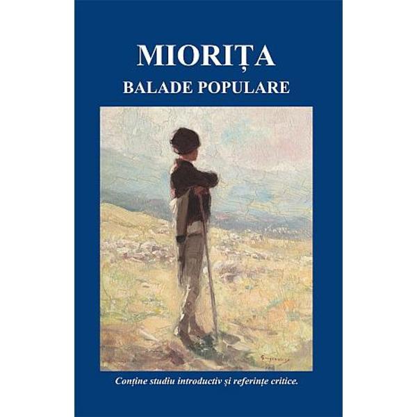 Miorita Balade populare