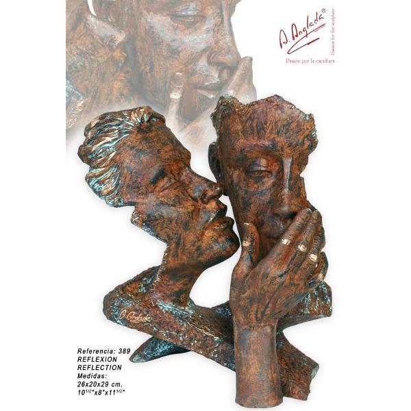 Statueta soapte 26x20x29cm 389