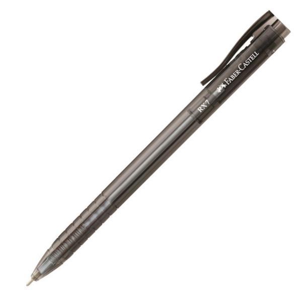 Pix retractabil cu varf de tip needle de 07 mmMina cu vascozitate redusa semi-gel pentru o scriere usoaraCorp triunghiular transparent in culoarea mineiClip de culoarea corpuluiCerneala rezistenta la apaCuloare de scriere negru