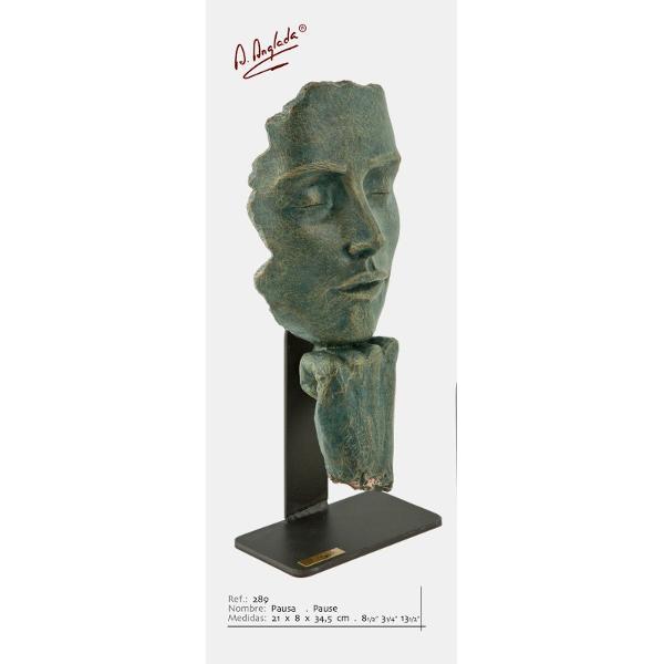 Statueta pe ganduri 14x8x33cm 289