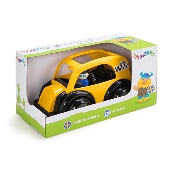Fara baterii lumini intermitente sau efecte sonore iritante; permite copiilor sa se deconecteze si sa se joace folosindu-si curiozitatea lor naturalaInclude 2 figurineDimensiuni cutie30 x 16 x 16 cmVarsta recomandata 1 - 5 aniMaterial Plastic fara PVCBPA