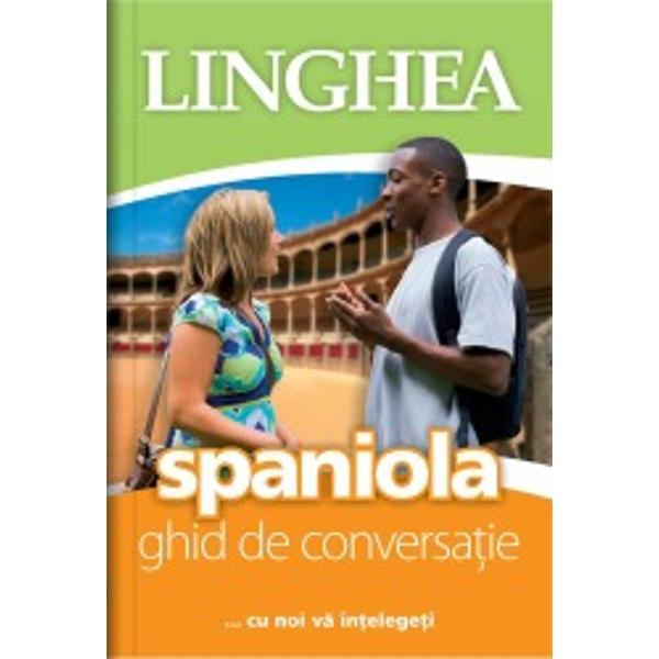 Aceasta este varianta economic&259; a ghidului de conversa&355;ie român-spaniol ideal&259; pentru vacan&355;e c&259;l&259;torii de afaceri sau chiar cursuri de limba spaniol&259;Lucrarea vizeaz&259; comunicarea activ&259; &351;i are un format prietenos care permite orientarea u&351;oar&259; în text