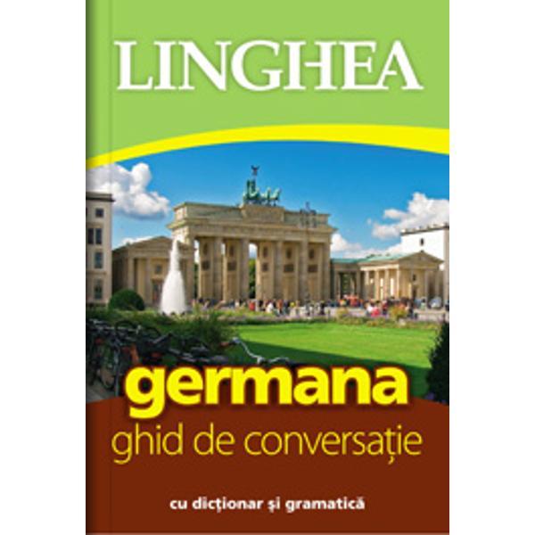 Fie c&259; vre&355;i s&259; savura&355;i o bere &351;i ni&351;te cârn&259;ciori nem&355;e&351;ti fie c&259; sunte&355;i într-o c&259;l&259;torie de afaceri sau pur &351;i simplu sunte&539;i în trecere prin Germania Austria Elve&355;ia Belgia Liechtenstein sau Luxemburg ghidul de conversa&355;ie dic&355;ionarul gramatica &351;i cele peste 20 de pagini de informa&355;ii practice se vor dovedi
