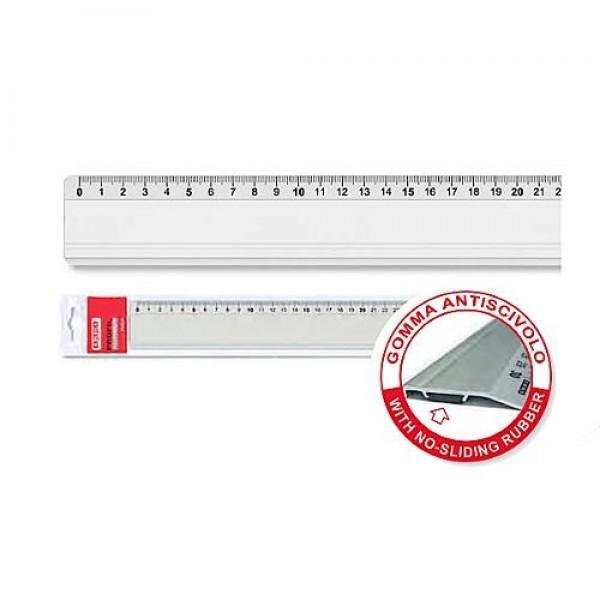 Producator Arda Italiamaterial aluminiulungime 50 cmCu banda antialunecare si margine pentru cerneala