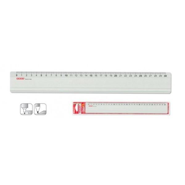Rigla aluminiu 30cm -profil arda 18230