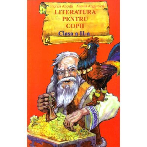Literatura pentru copii clasa a II-a - Stefan