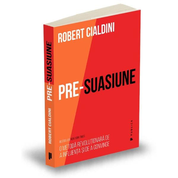 """Ce diferen&539;iaz&259; persuadatorii obi&537;nui&539;i de cei care se bucur&259; de succes Utilizând aceea&537;i combina&539;ie de cercet&259;ri &537;tiin&539;ifice riguroase &537;i accesibilitate care a f&259;cut din cartea saInfluence un bestseller emblematic Robert Cialdini arat&259; modul în care cei mai buni comunicatori profit&259; de """"momentele privilegiate ale schimb&259;rii"""" în care publicul devine receptiv la un mesaj"""