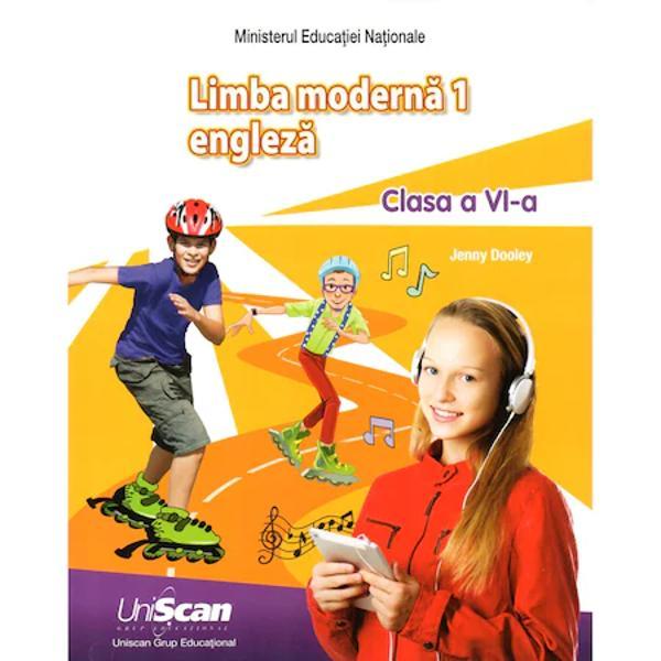 Manual limba engleza clasa a VI a L1