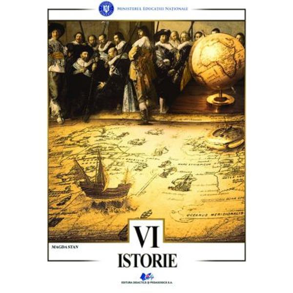 Manual istorie clasa a VI aeditia 2021