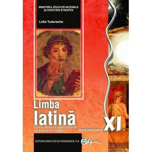 Manual limba latina clasa a XI a editia 2019