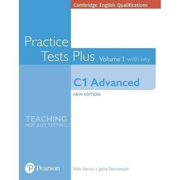 The Practice Tests Plus series provides authentic practice for the Cambridge English Preliminary exam including complete tests with guidance and useful tips which maximise learners chances of excellingKey features are100 in line with current Cambridge exams requirements including 2020 examExam overview provides detailed information about each