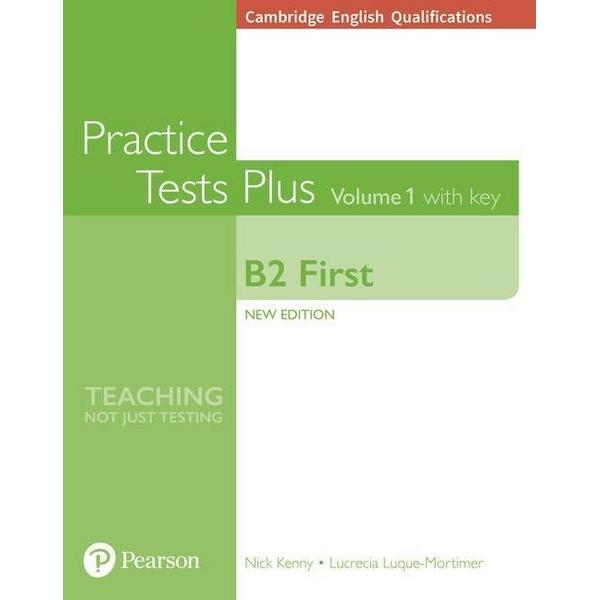The Practice Tests Plus series provides authentic practice for the Cambridge English Preliminary exam including complete tests with guidance and useful tips which maximise learners chances of excelling