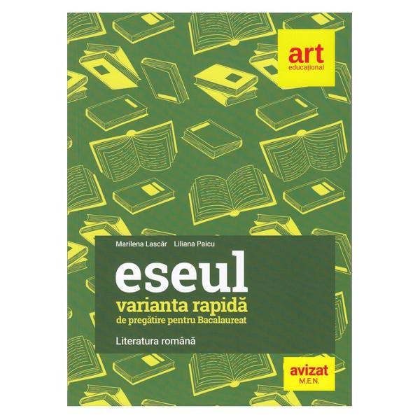 Lucrarea este realizat&259; în conformitate cuPrograma de Bacalaureatîn vigoare pentru disciplinaLimba &351;i literatura român&259;aprobat&259; prin OM nr 49232013Prezentul auxiliar a fost avizat de Ministerul Educa&355;iei Na&355;ionale prin Ordinul nr 3022 din 08012018 &351;i se reg&259;se&351;te la pozi&355;ia nr 282 din anexa OrdinuluiLucrarea