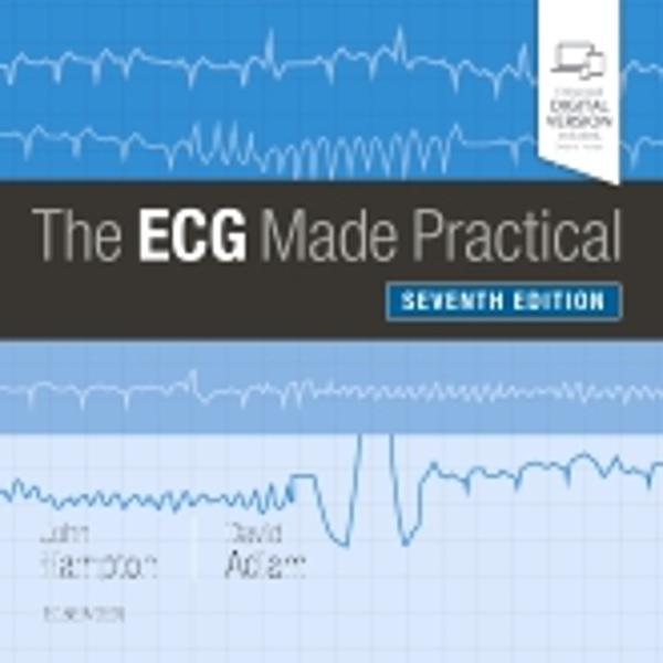 TheECG Made Practicalis a clinically-orientated book showing how the electrocardiogram can help in the diagnosis and treatment of patients with symptoms suggesting cardiovascular disease The underlying philosophy of this Seventh Edition remains that the ECG has to be interpreted in the light of the patient's history and physical examination thus the book is organised in chapters according to a patient's symptoms