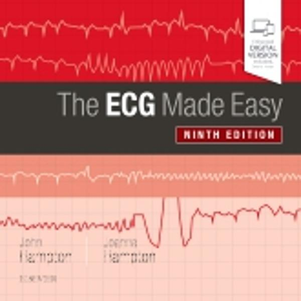 For over forty yearsThe ECG Made Easyhas been regarded as the best introductory guide to the ECG with sales of over half a million copies as well as being translated into more than a dozen languages Hailed by the British Medical Journal as a medical classic it has been a favourite of generations of medical and health care staff who require clear basic knowledge about the ECG This famous book encourages the reader to accept that the