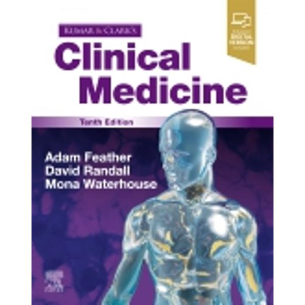 Now in its tenth edition Kumar & Clark's Clinical Medicine is fully updated and revised under a new team of editorsFeaturing new chapters coveringoDiagnosis the art of being a doctor - helping readers to develop a confident clinical method in interactions with patientsoElderly medicine frailty and multimorbidityoPublic healthoSurgeryoEvidence-based medicineoSepsis and the treatment of bacterial