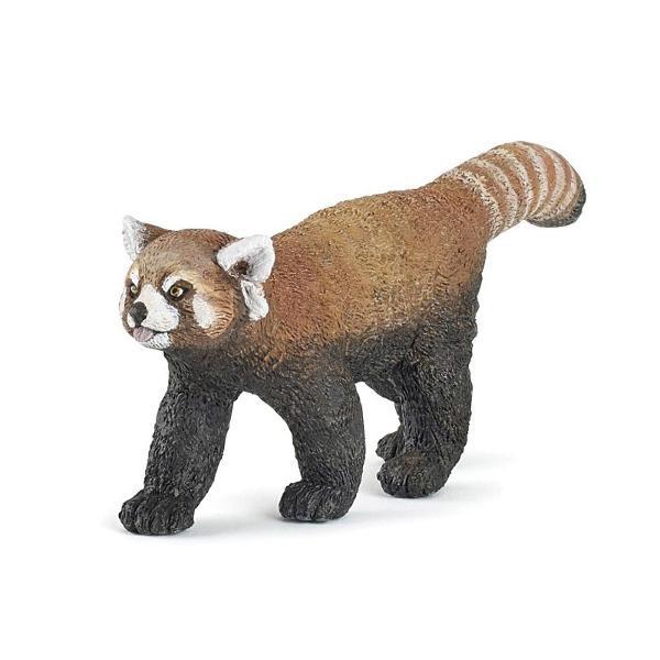 Figurina Papo - Panda&160;rosuJucaria&160;Panda rosu&160;este o figurina pictata manual care aduce produsul foarte aproape realitate prin cele mai mici detalii realizate cu o acuratete inalta Aceasta&160;poate fi o jucarie pentru copii dar si o piesa de colectie pentru pasionatii fara varstaJucaria&160;Panda rosu&160;nu contine substante toxiceDimensiune 82x35x61 cm; greutate 91 grVarsta 3 ani