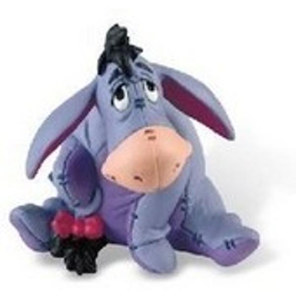 Figurina jucarie reprezentand personajul din desene animate magarus    Detalii foarte asemanatoare cu cele reale    Figurina are