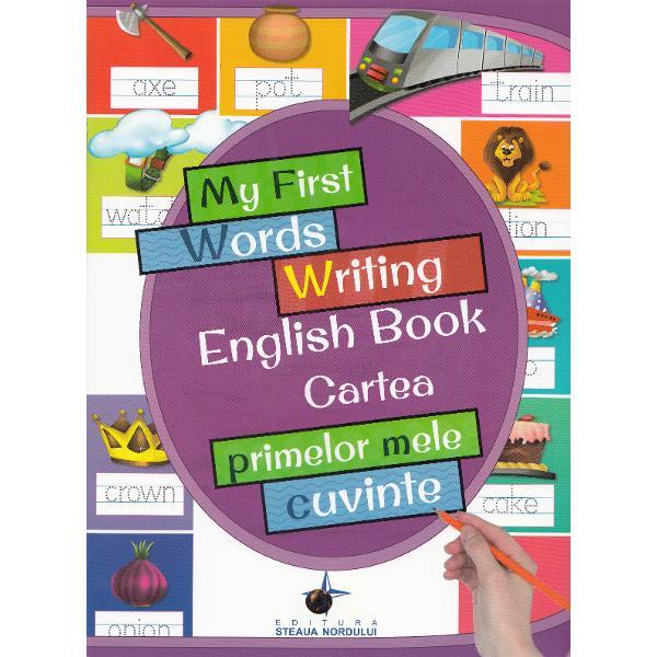 Seria noastra de limba engleza pentru ciclul primar este compusa din trei carti Alfabet Cuvinte si Numere care includ felurite exercitii pe subiecte variate si care il introduc pe copil in lumea scolara familiarizandu-l concomitent si cu limba engleza