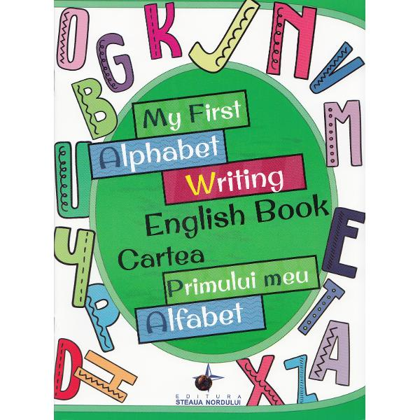 My First Alphabet Writing English Book