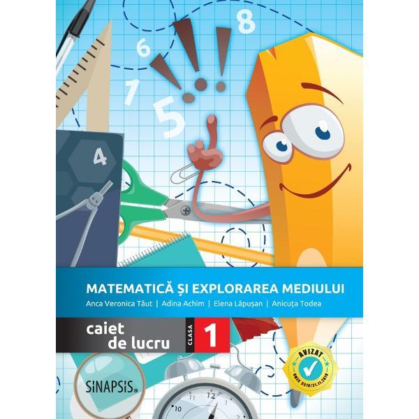 Autori Anca Veronica T&259;ut Anicu&539;a Todea Adina Achim Elena L&259;pu&537;anRecomand&259;m utilizarea caietului împreun&259; cu manualul Editurii Didactice &537;i Pedagogice pentru Matematic&259; &537;i explorarea mediului clasa I autori Constan&539;a B&259;lan Cristina Voinea Corina Andrei Nicoleta StanAvizat MEC prin Ordinul 531821112019 pozi&539;ia 242 pagina 16 în tabelConceput de autori cu