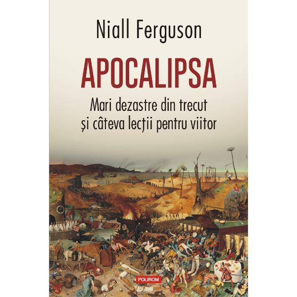 """Traducere din limba englez&259; &537;i note de Justina Bandol""""Omenirea a suferit în atîtea feluri din pricina unor cumplite catastrofe colective – de la cutremure la r&259;zboaie &351;i epidemii – încît ai crede c&259; a descoperit metode mai eficiente de a reac&355;iona la ele în plan social economic &351;i politic Dar se pare c&259; principalul nostru mecanism de adaptare este psihologic ne place s&259; privim"""