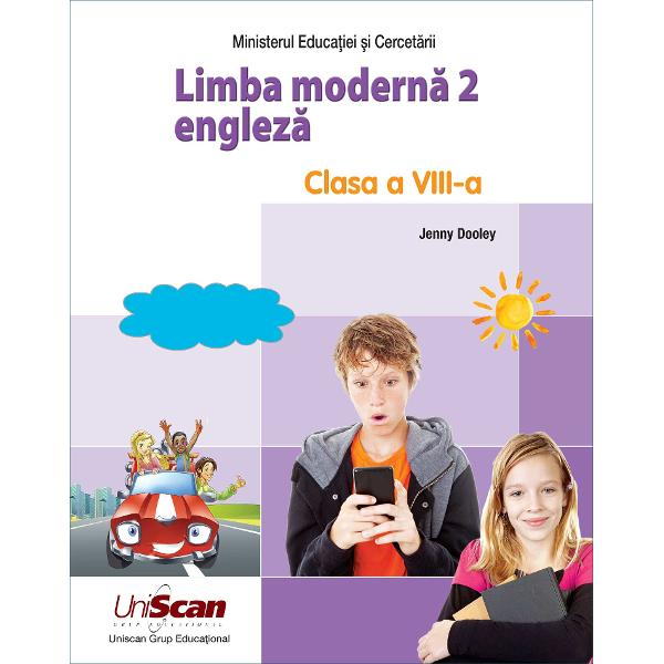 Manual limba engleza clasa a VIII a L2
