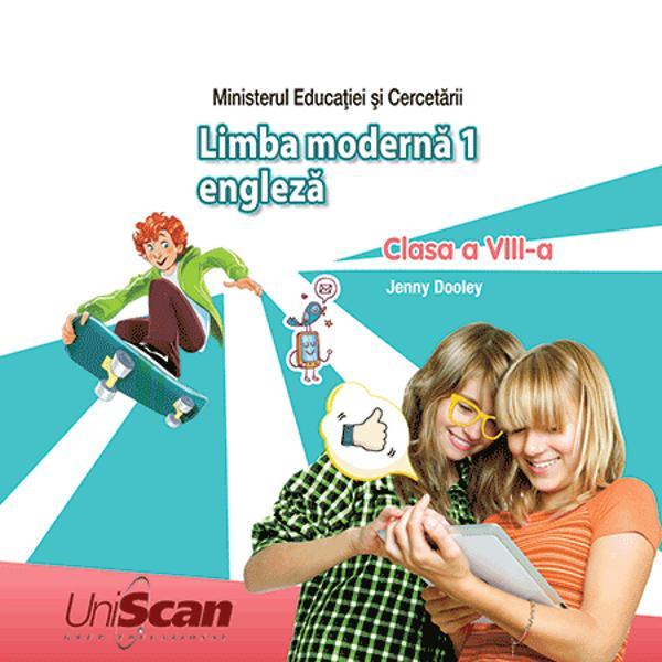 Manual limba engleza clasa a VIII a L1